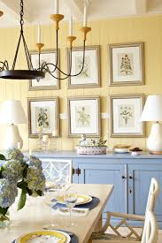 Dining Room Prints Decorating With Botanical Prints Town Country Living