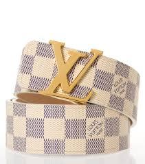 louis vuitton belt followshophers mens handmade leather fashion