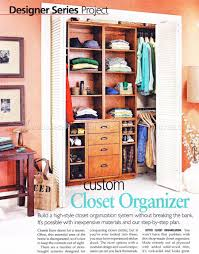Best Closet Organizers Beautiful Build A Closet Organization System Roselawnlutheran