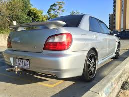 awd subaru impreza 2002 subaru impreza rs awd my03 car sales qld gold coast 2657734