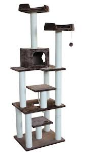 Modern Cat Trees Furniture by Orlando Cat Tree U2013 Kitty Mansions