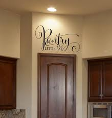 pantry decal wall decals for kitchen wall decals by amanda s wall decals for kitchen