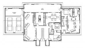 simple house floor plan with measurements house floor plans