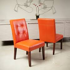 Orange Accent Chair The Awesome Color Choice Of Burnt Orange Accent Chair For Houses