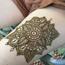 Henna Decorations 34 Best Henna Tattoo Thigh Images On Pinterest Henna Tattoos