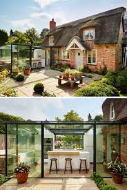 14 examples of british houses with contemporary extensions