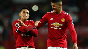 alexis sanchez wife marcos rojo s incredible initial reaction to alexis sanchez joining