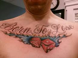 born to lose chest piece by caven yelp