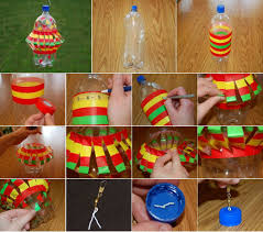 diy plastic bottle wind spinner diy projects upcycled product
