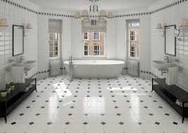 white bathroom floor tile ideas bathroom tile in oregon homes options for all