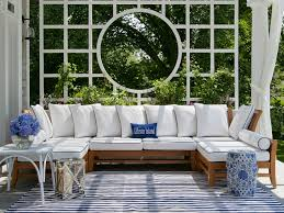 Southern Living Outdoor Spaces by Create A Great Outdoor Space With Five Tips From Erin Paige Pitts