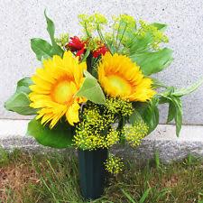 Graveside Flower Vases Other Funeral U0026 Cemetery In Type Vase Ebay
