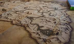 Map Of Nirn Skyrim Map Over 25 Different Maps Of Skyrim To Map Out Your Journey