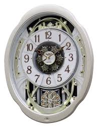Wall Clocks by Amazon Com Rhythm Clocks Marvelous Wall Clocks Home U0026 Kitchen