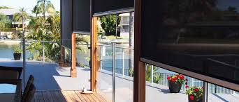 balcony screen solutions protection up to 5 6m span