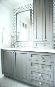 Bathroom Towel Cabinet Bathroom Linen Cabinets White White Bathroom Linen Cabinet