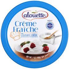 creme fraiche cuisine alouette creme fraiche culinary 7 oz walmart com