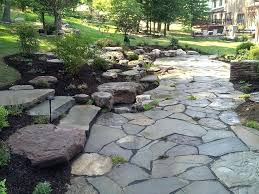 Rock Patio Design Landscape Patio Summit Patio Landscape Paver Patio