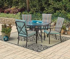 patio table and chairs big lots wilson fisher cushioned chair patio set big lots