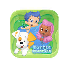 bubble guppies halloween party games bubble guppies party in a box for 8 birthdayexpress com