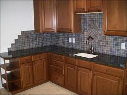Kitchen  Natural Stone Backsplash Ideas Stacked Stone Backsplash - Stainless steel backsplash lowes
