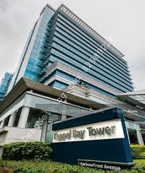 keppel bay tower 1 harbourfront avenue 098632 singapore office