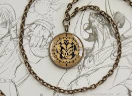 pandora hearts necklace images Pandora hearts contract seal vintage style pendant necklace jpg