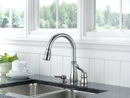 Moen Pull Down Faucets Kitchen by Lovely Best Pull Out Kitchen Faucet Nickel Brushed Finish Pull Out