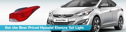 2007 hyundai elantra tail light bulb hyundai elantra tail light taillights action crash tyc 2013