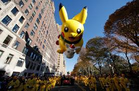 macy s annual thanksgiving parade in nyc