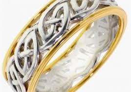 meaning of a knot ring mens celtic knot rings best of gold celtic wedding rings home
