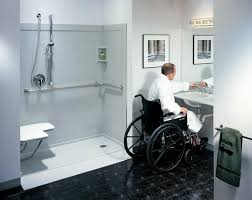Handicapped Bathroom Design Ada Residential Bathroom Home Design And Idea