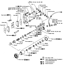 nissan altima emergency brake repair guides disc brakes brake pads autozone com