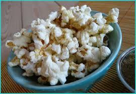 cuisine et voyage cheezy pop corn sans fromage valérie cuisine et voyage