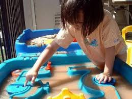 water table for 1 year old kids work and sand and water table for 1 year old