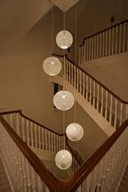 15 best collection of pendant lights for stairwell