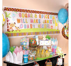 baby shower banner ideas baby shower decorating ideas party city party city