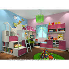 China Supply Cute Italian Style Hello Kitty Girls Kids Bookshelf - Hello kitty bunk beds