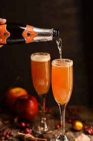 cinnamon apple cider mimosa diycandy com