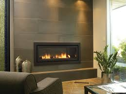 kitchen sunroom gas fireplace wall contemporary gas fireplace