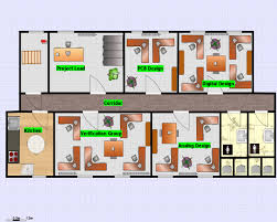 office interior design layout plan wonderful modern office interior plans arts design ideas decobizz com