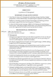Resume Synopsis Sample by Examples Of Professional Summary For Resume Resume Career Summary