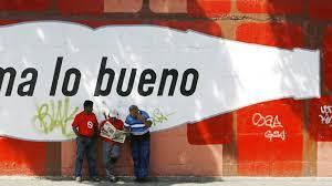 Coke Can Six Flags Coca Cola Halts Production In Venezuela U2014 Quartz