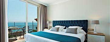 hotel chambre avec terrasse chambre avec terrasse et vue sur la plage hotel aigua blava