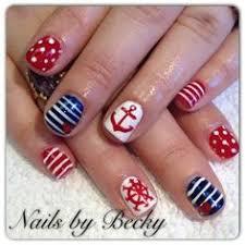 diy sailor nails girly cute summer nails art nail awesome diy