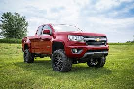 2015 Chevy Colorado Diesel Specs 2016 Colorado Canyon Lift Kits From Zone Offroad Products
