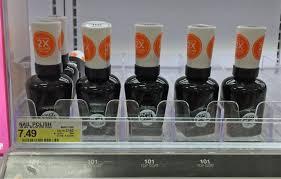 sally hansen miracle gel u0026 top coat 0 99 each at target the
