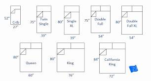 Measurements Of King Size Bed Frame Size Mattress Measurements Lovely Bed Frame Dimensions Chart