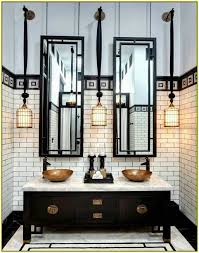 White Subway Bathroom Tile Endearing 40 White Bathroom Tiles With Black Grout Inspiration