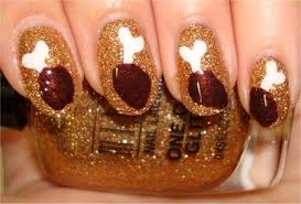 20 thanksgiving nail to celebrate the naildesigncode